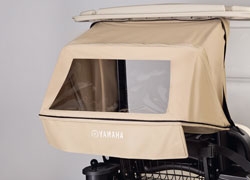 Yamaha Golftaschenhülle