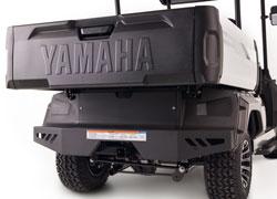 Yamaha UMX Heckbügel
