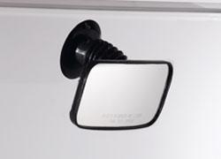 Spiegel mit Saugnapf