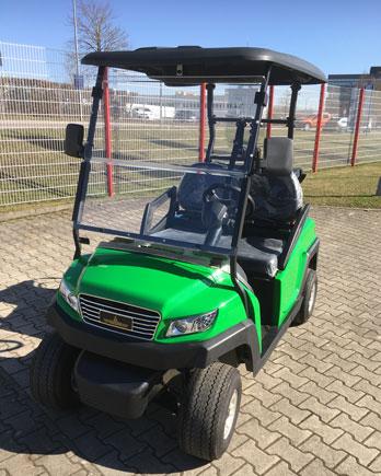 WSM GolfCar MX1300 AC
