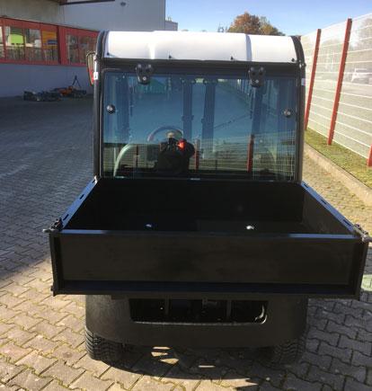 MX1300 + Box + Kabine