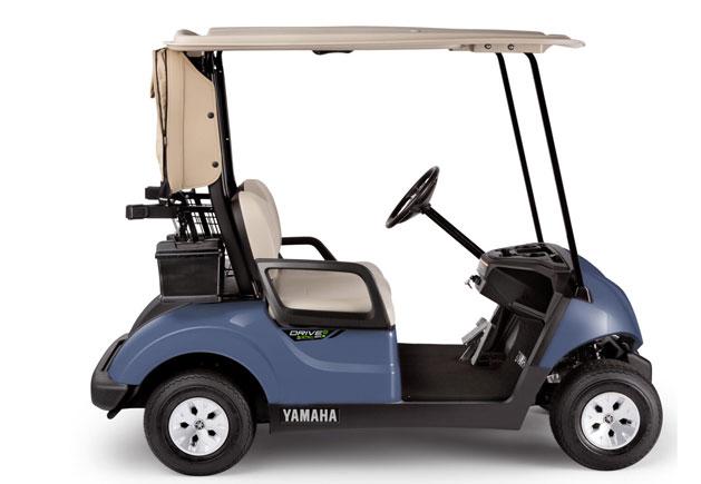 Yamaha Drive² PTV QuieTech EFI Bluestone