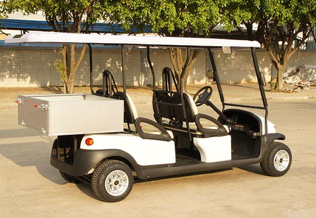 WSM EX1400 mit Box 4-Sitzer