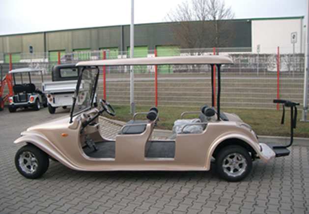 WSM Roadster 240+2 mit 6 Sitzplätzen
