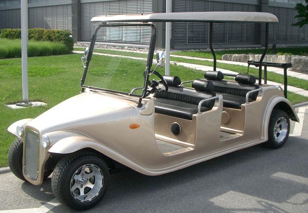 WSM Roadster 240 mit 4 Sitzplätzen